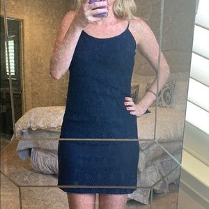 Lilly Pulitzer Lace Spandex Tank dress